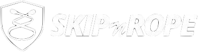 SkipnRope_Logo_Black with White writing!